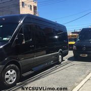 Nyc Suv Limo Photos Limos Fifth Ave Flatiron New