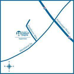 Pellissippi Campus Map.Children S Hospital Urgent Care Urgent Care 1025 Childrens Way