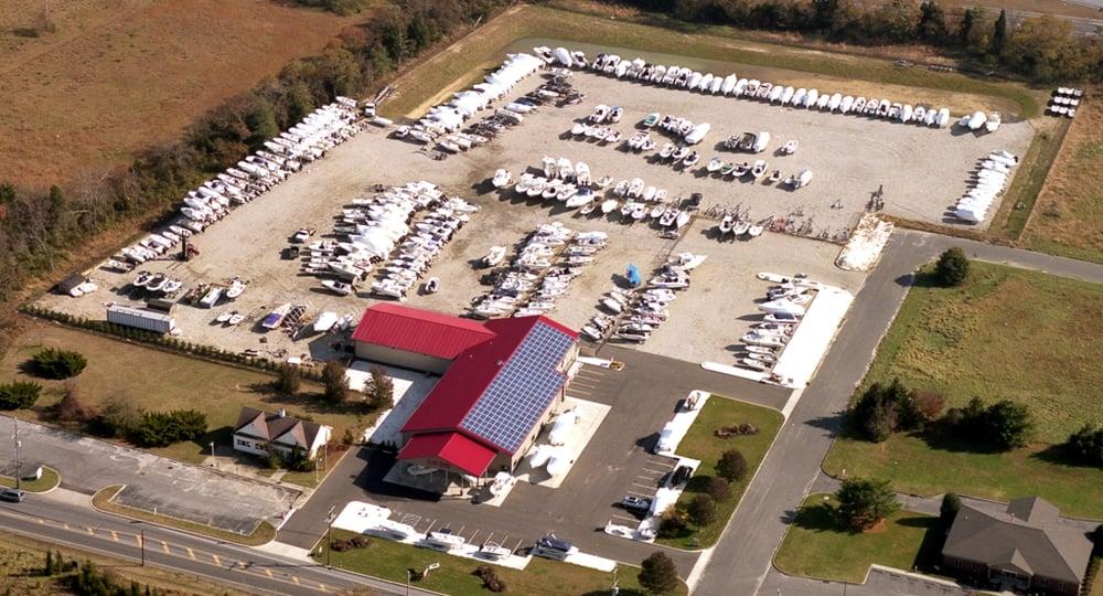 MarineMax Island Marine Center: 2602 Shore Rd, Ocean View, NJ