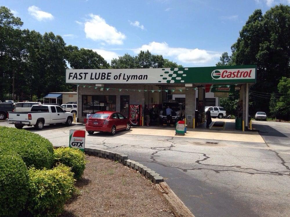 Fast Lube of Lyman: 12307 Greenville Hwy, Lyman, SC