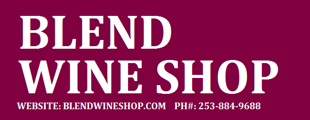 Blend Wine Shop: 8914 Key Peninsula Hwy N, Lakebay, WA