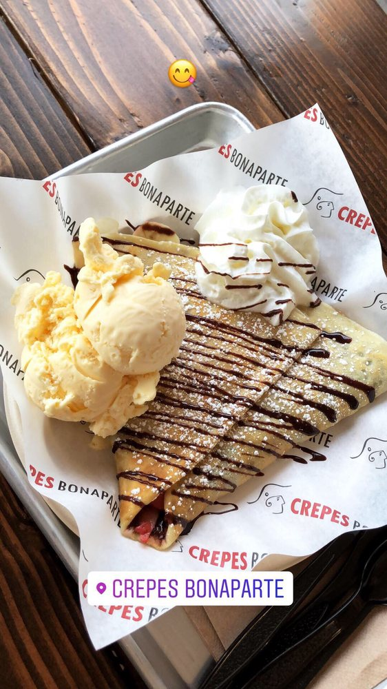 Crepes Bonaparte: 115 S Harbor Blvd, Fullerton, CA