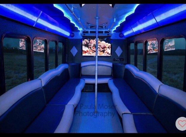 Rockstar Party Bus: 1217 S 168th Ave, Omaha, NE