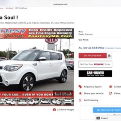 Courtesy Kia 44 Reviews Car Dealers 795 Newport Ave South