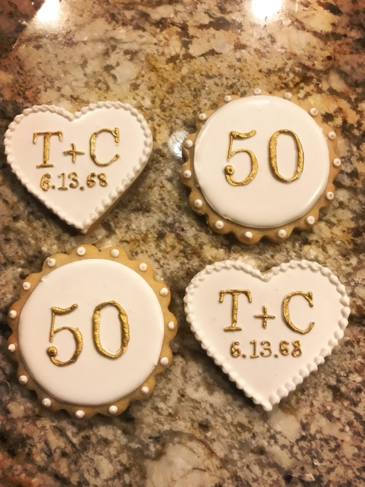 Photo Of Fun Size Bakes Corona Ca United States 50th Wedding Anniversary