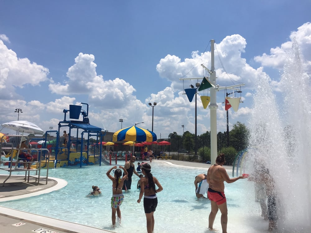West Gwinnett Park & Aquatic Center: 4488 Peachtree Industrial Blvd, Norcross, GA