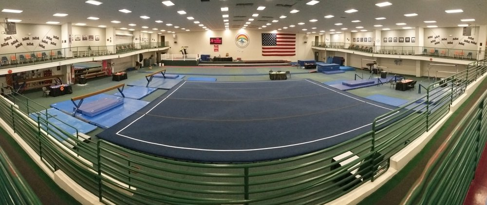 Oroville Gymnastics Sports Academy: 1875 Feather River Blvd, Oroville, CA
