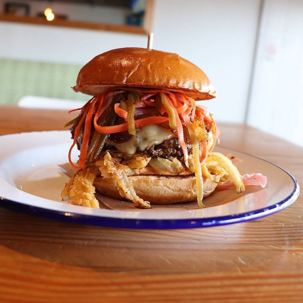 Haystack Burgers & Barley: 100 S Central Expwy, Richardson, TX