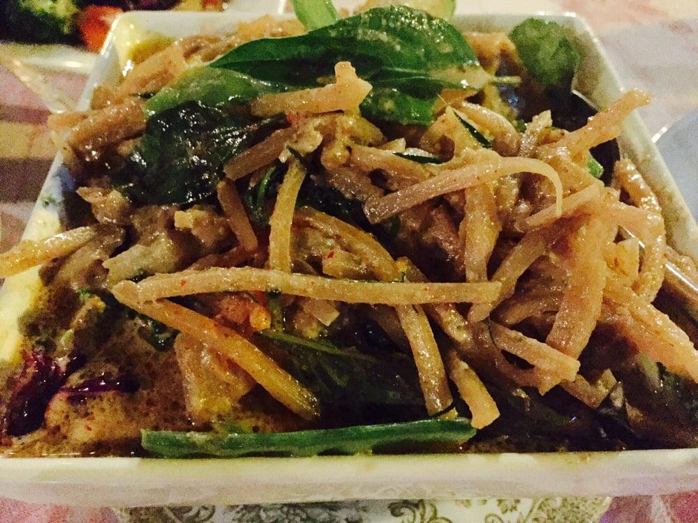 Thai Restaurants Belmont Ca