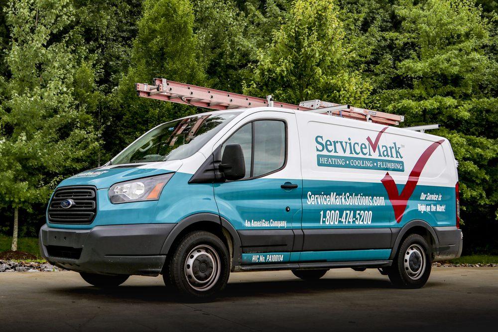 ServiceMark Heating Cooling & Plumbing: 900 Adams Ave, Audubon, PA