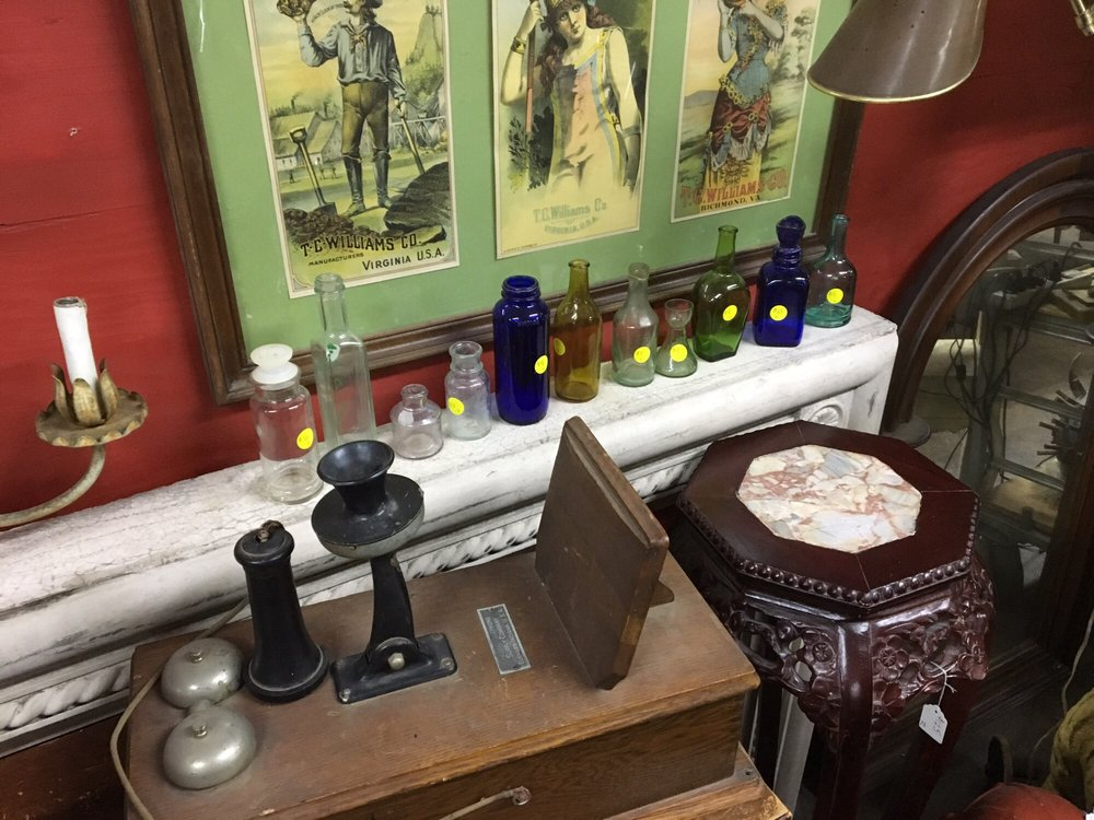 Ragtyme Station Antiques: 340 Central Ave, Fillmore, CA