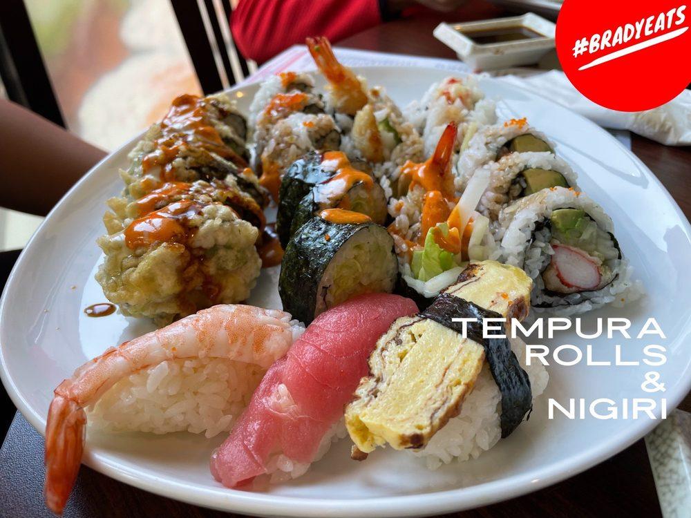 Sushi Ai: 414 Thf Blvd, Chesterfield, MO