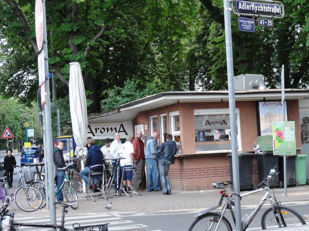 Fotos zu aroma yelp for Aroma frankfurt