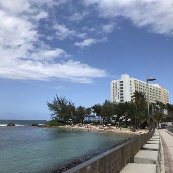 Ac Hotel By Marriott San Juan Condado Distance From Beach