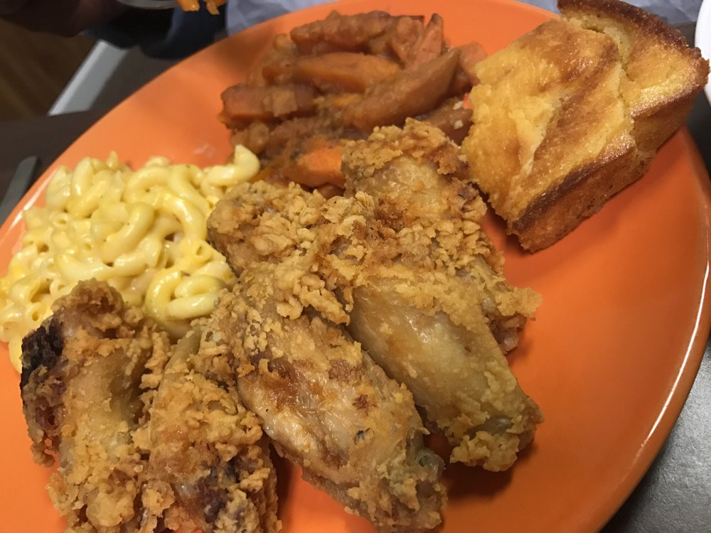 Cafe Jeanpierre: 10500 Greenwell Springs Rd, Baton Rouge, LA