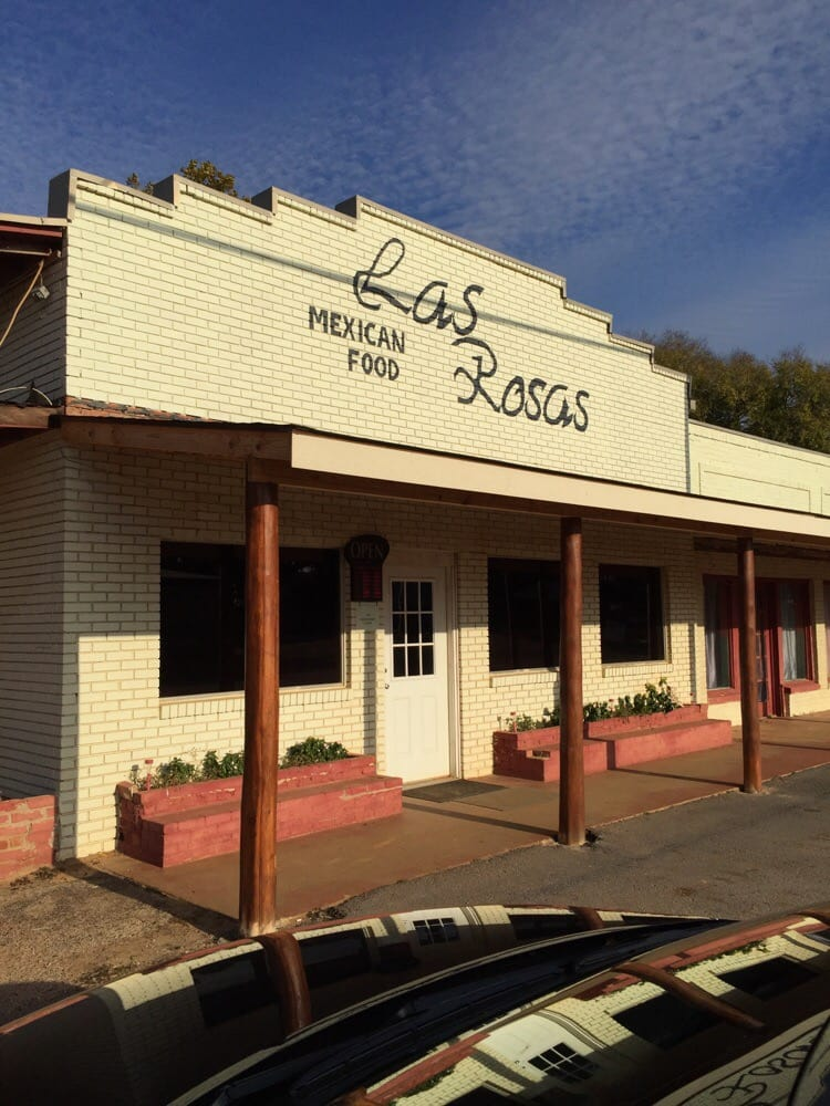 Las Rosas: 215 S Market St, Grapeland, TX