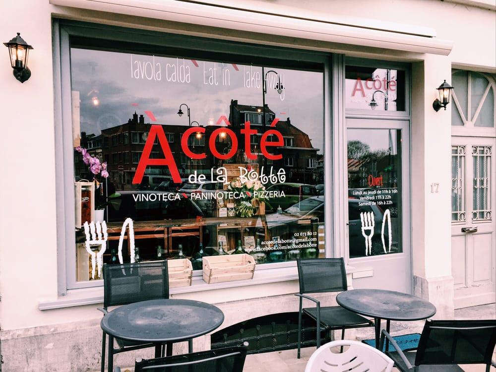 La Botte Restaurant Bruxelles