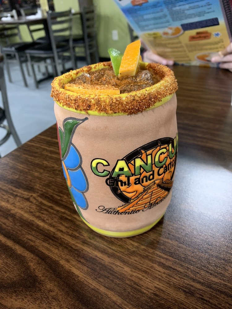 Cancun Grill and Cantina: 2785 N Ankeny Blvd, Ankeny, IA
