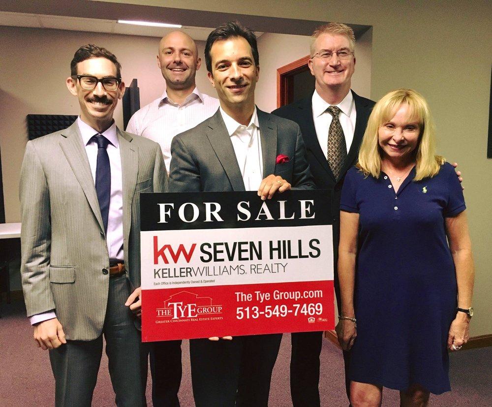 The Tye Group -  Keller Williams: 8040 Hosbrook Rd, Cincinnati, OH