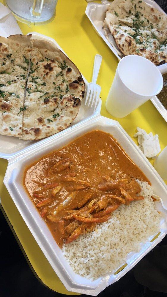 Krishna Indian Restaurant Carry Out: 313 Calhoun St, Cincinnati, OH