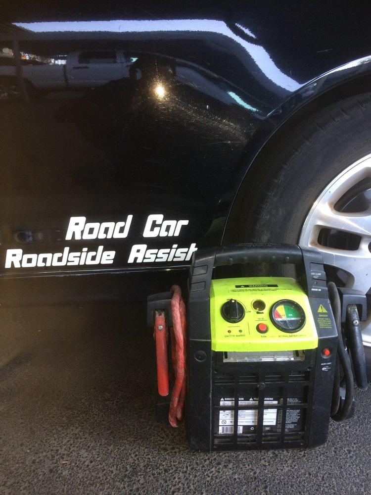 Road Car Roadside Assistance: CONCORD, CA