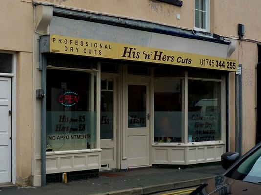 Photo For His N Hers Cuts