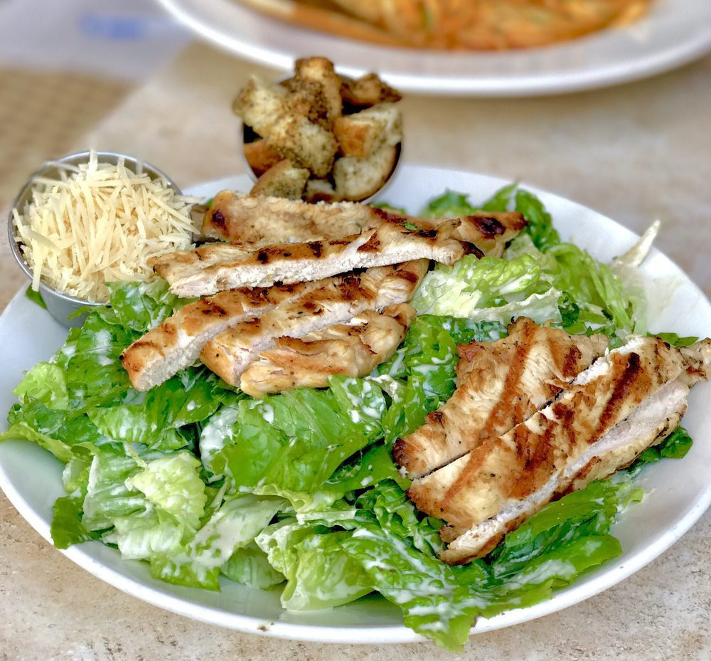 Chicken Caesar Salad Yelp
