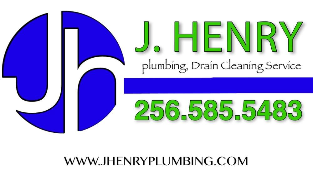 J Henry Plumbing: 5656 Hwy 53, Harvest, AL
