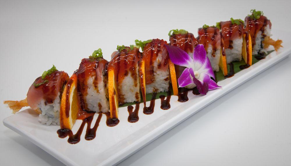 On Demand Sushi: 5660 S Hualapai Way, Las Vegas, NV
