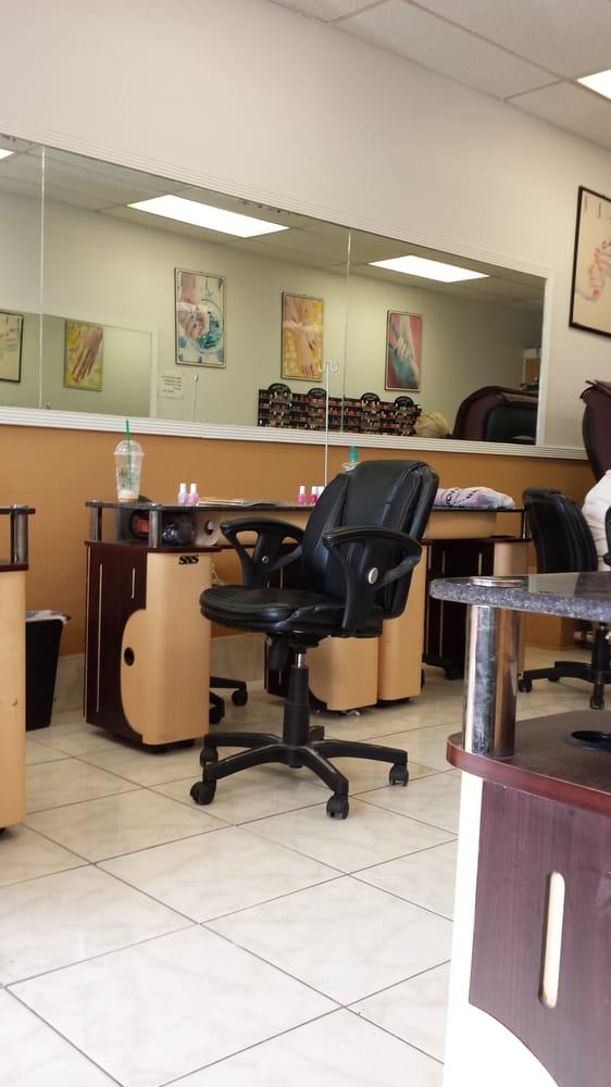 China nails 10 reviews nail salons 4005 nw 7th st for 7th street salon