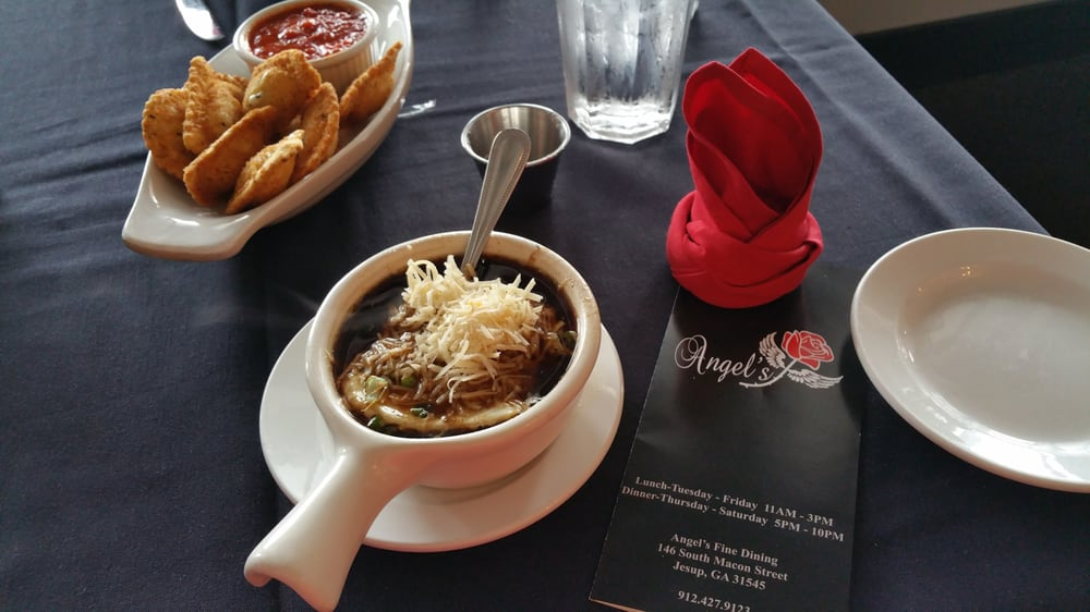 Angel's Fine Dining: 146 S Macon St, Jesup, GA