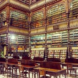 Real Gabinete Português de Leitura - Rio de Janeiro