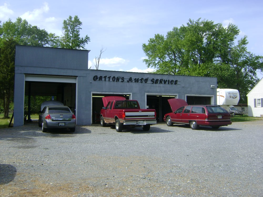 Gatton s auto service garages 25215 vista rd for Garage md auto