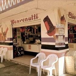 Paleteria La Unica Ice Cream Frozen Yogurt Playa Sur 26