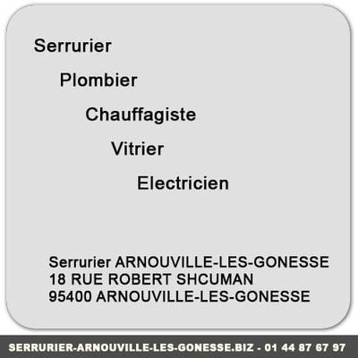 Photo Of Serrurier Arnouville Les Gonesse