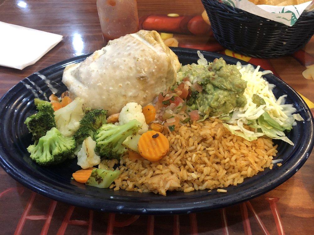 Ameca Mexican Restaurant: 149 N Park Dr, Monticello, AR