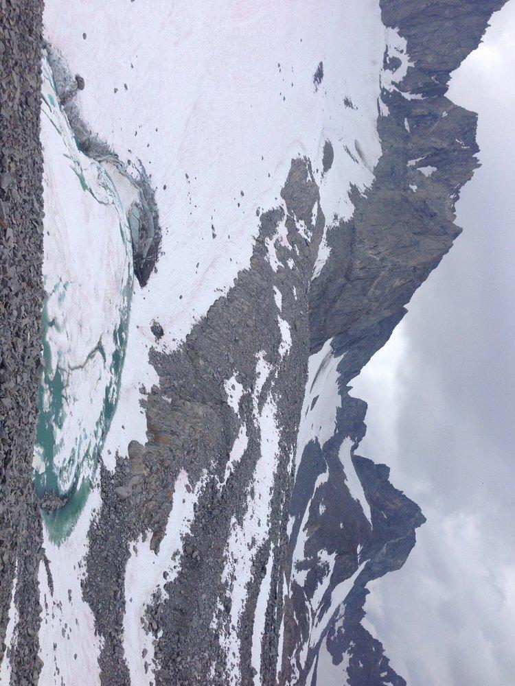Palisade Glacier: Big Pine, CA