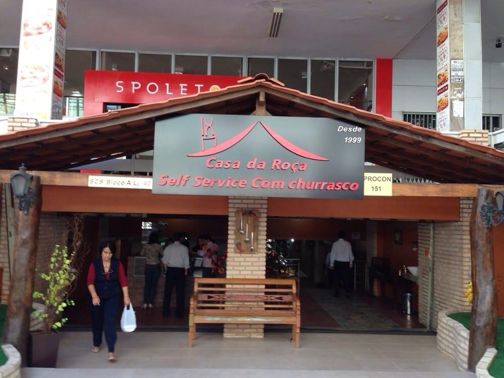 Restaurante Casa da Roça: Scs Quadra 03 Bloco A Lj 40 Brasília Brazil, Golconda, IL