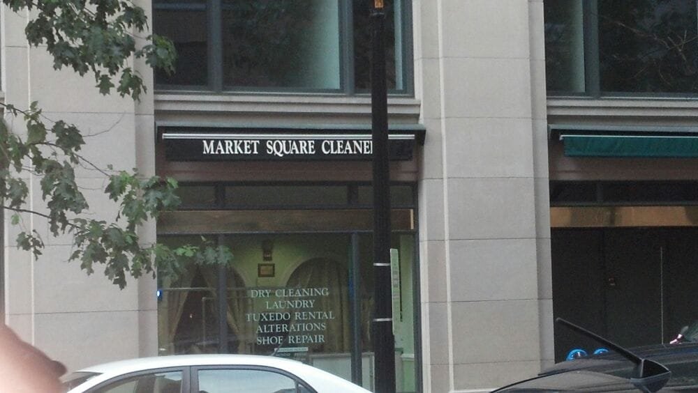 Market Square Cleaners
