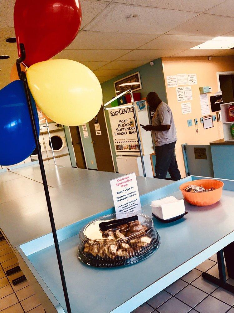 Shore Center Laundry: 22451 Shore Ctr, Euclid, OH