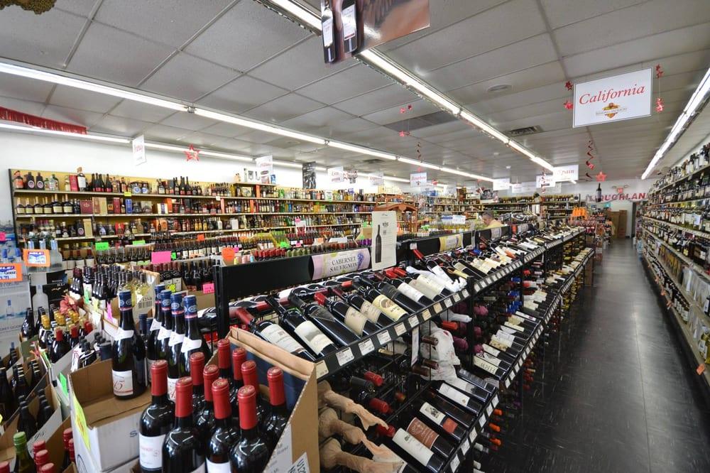 Liquorland: 250 Rte 59, Suffern, NY