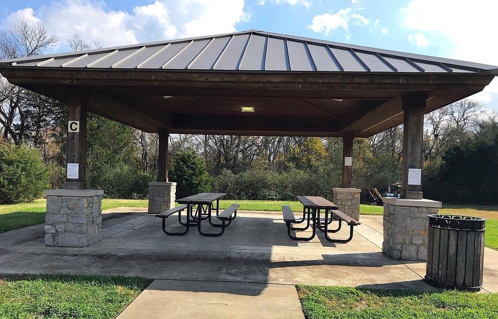 Cason Trail Greenway Park And Trailhead: Murfreesboro, TN