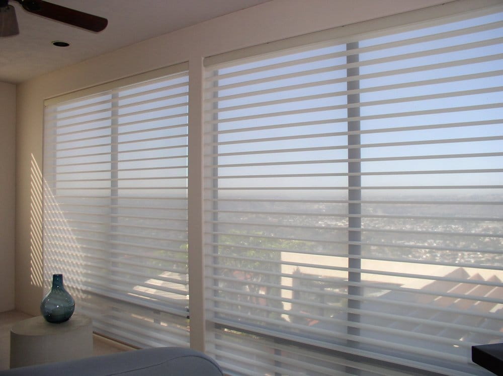 Hunter Douglas 4 Quot Silhouettes For Sheer Drama Yelp