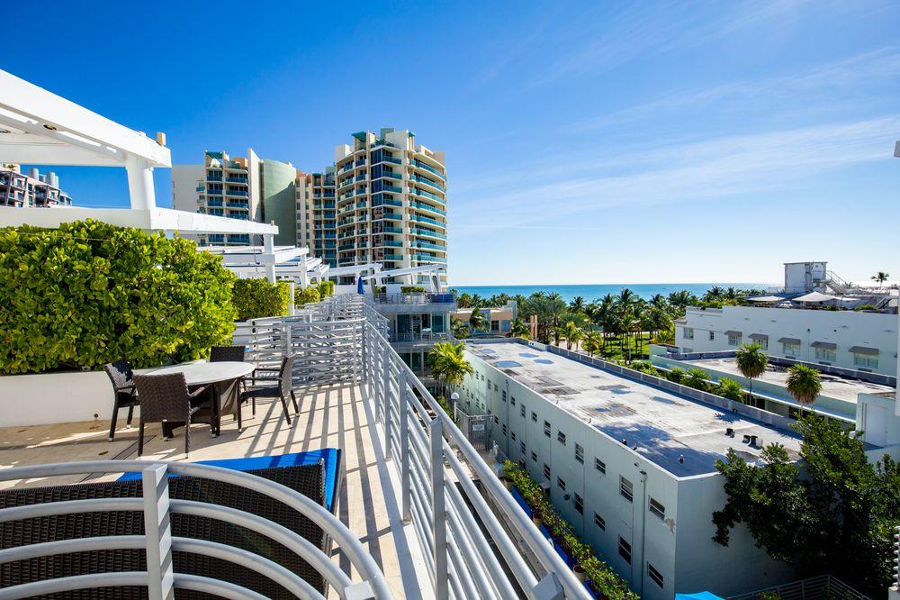 South Beach Luxury Ocean View Hotel Suites