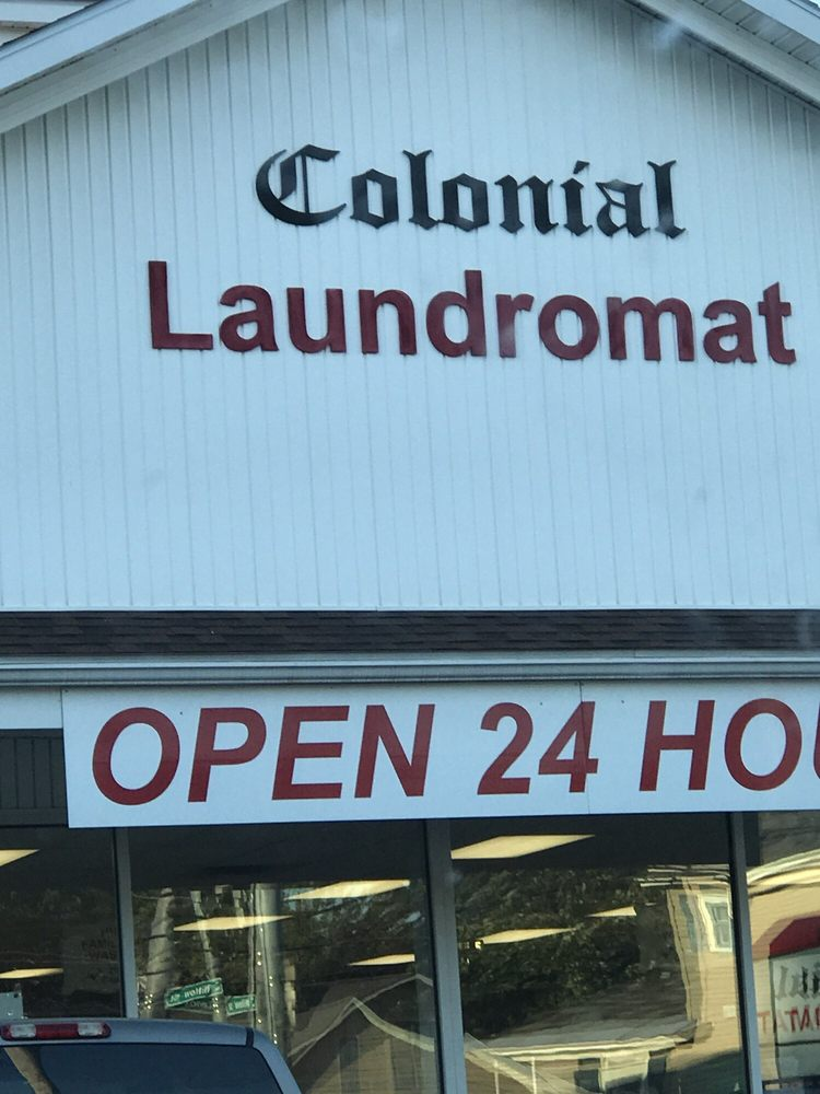 Colonial Laundromats: 502 Lenox Ave, Oneida, NY