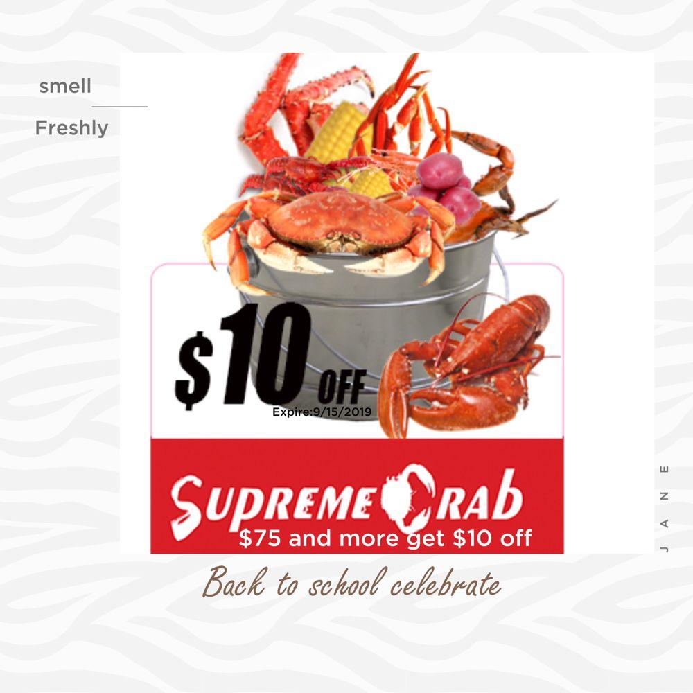 Supreme Crab - 671 Photos & 241 Reviews - Cajun/Creole - 245