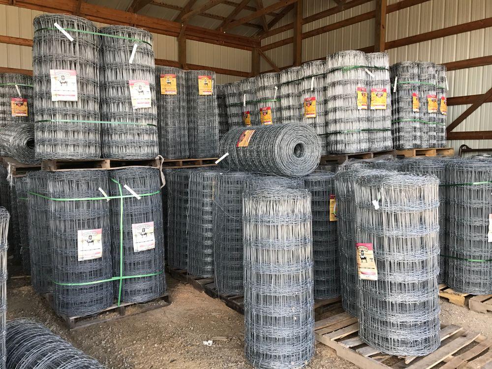 Dance Steel & Farm Supply: 6079 US Hwy 50, Hillsboro, OH