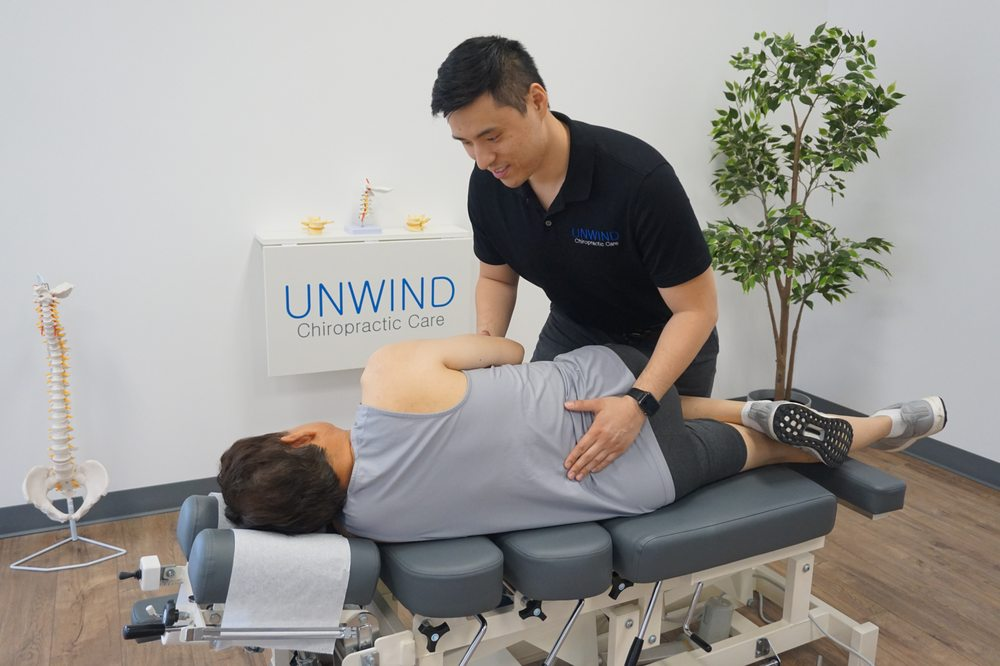 Unwind Chiropractic Care: 1189 Huntington Dr, Duarte, CA