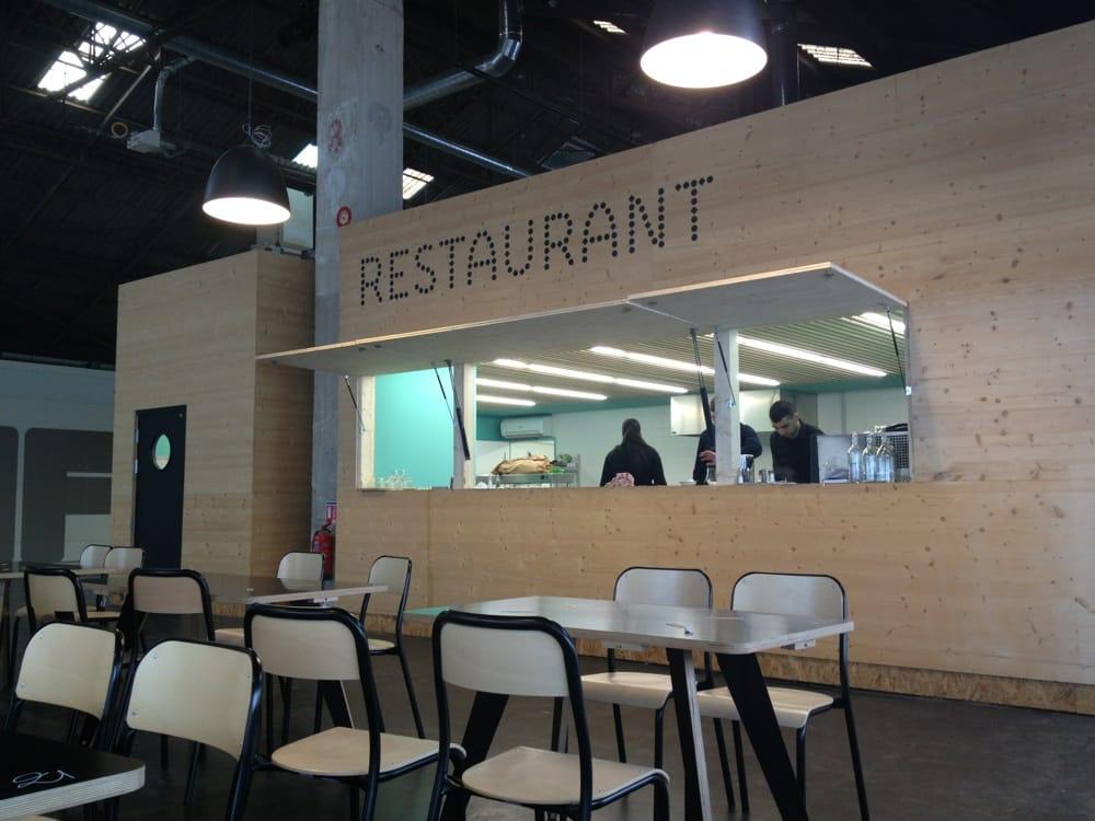 Les grandes tables du j1 cocina francesa quai de la - Les grandes tables de la friche ...