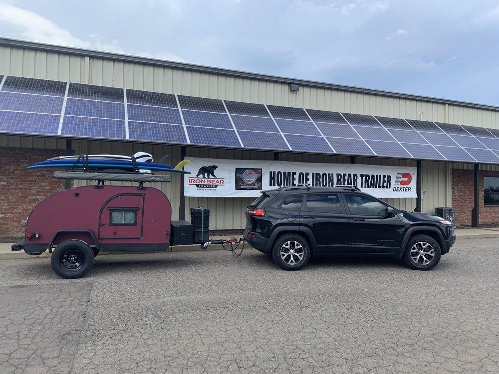 Iron Bear Trailer Parts & Service: 1291 E 54th Ave, Denver, CO